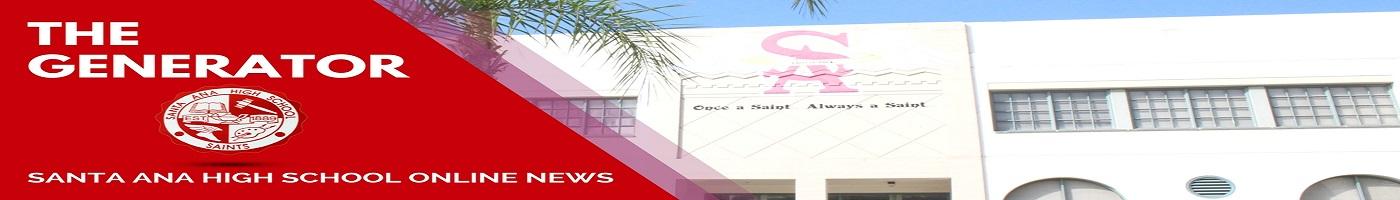 The student news site of Santa Ana High School