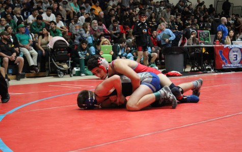 Boys Wrestling Win First Place in ASICS Southern California Challenge