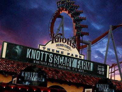 knotts theme park