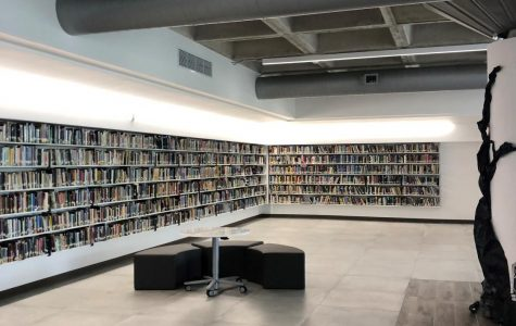 Santa Ana High buzzing over new library