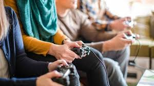 Kids are playing more video games. Should adults worry about it?